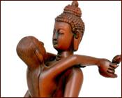 Cuando el budismo es un culto