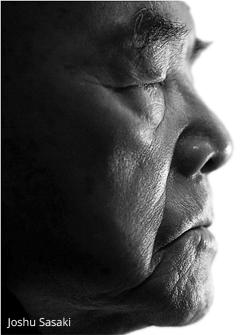 Joshu Sasaki, fundador de Mount Baldy Zen Center en California y el orden Rinzai-Ji de centros adscritos